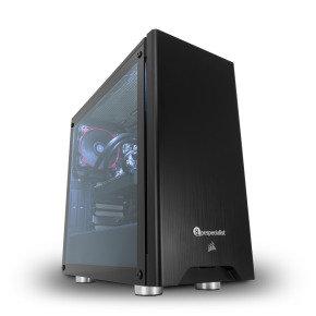 PC Specialist Vanquish Hellfire Gaming PC