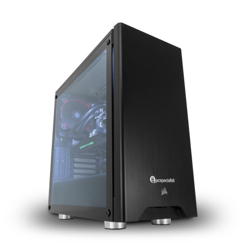 PC Specialist Vanquish Hellfire Pro 1080Ti Gaming PC