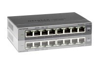 Netgear GS108E Prosafe Plus 8 Port Gigabit Ethernet Switch