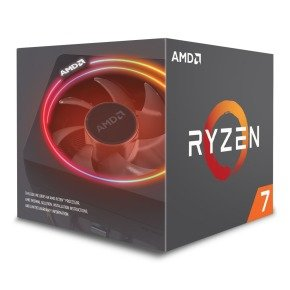 AMD Ryzen 7 2700X AM4 Processor with RGB Wraith Prism Cooler...