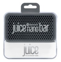 Juice Nano Bar Bluetooth Speaker Charcoal