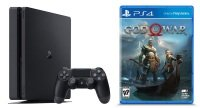 Sony 500GB Black PS4 with God of War