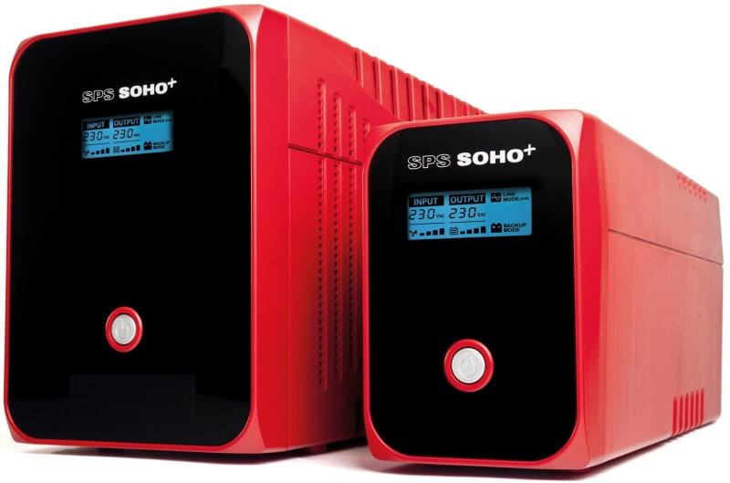 Salicru Line Interact 1000VA SPS SOHO+ Tower UPS
