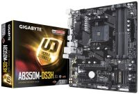 Gigabyte AB350M-DS3H AM4 Socket DDR4 mATX Motherboard