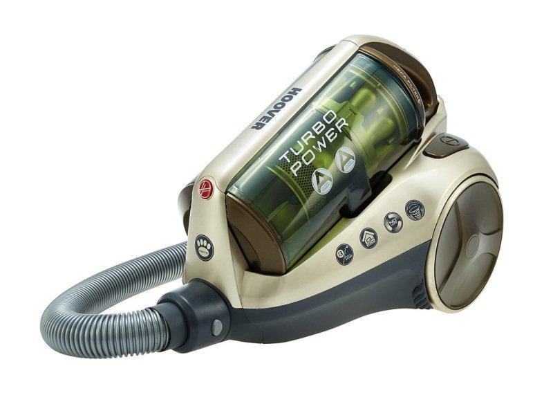 Hoover Turbo Power Cylinder Vacuum