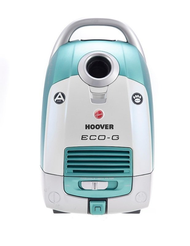Hoover Eco-G Bagged Cylinder Vacuum