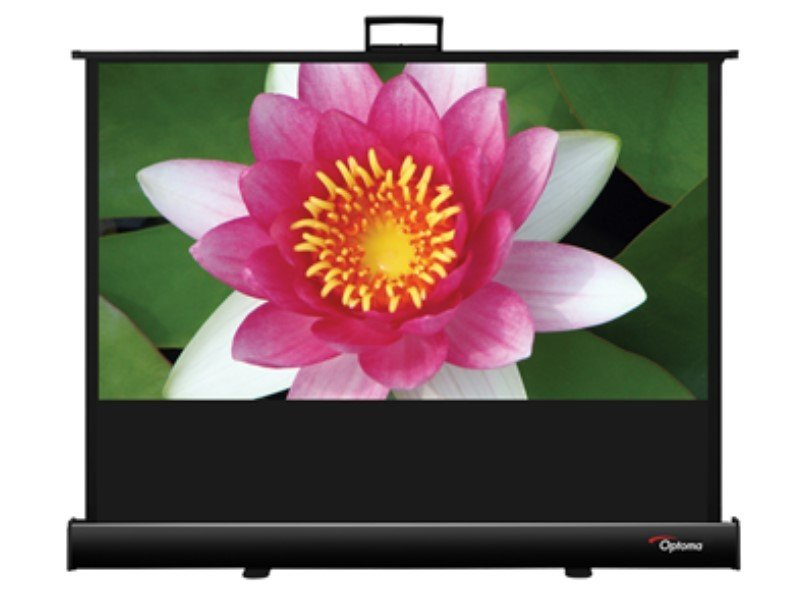 Optoma DP-9046MWL 46 Inch Pull Up Projector Screen