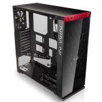 In-Win 805 Red Aluminium Mid Tower Case