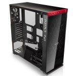 In-Win 805 Red Aluminium Mid Tower Case