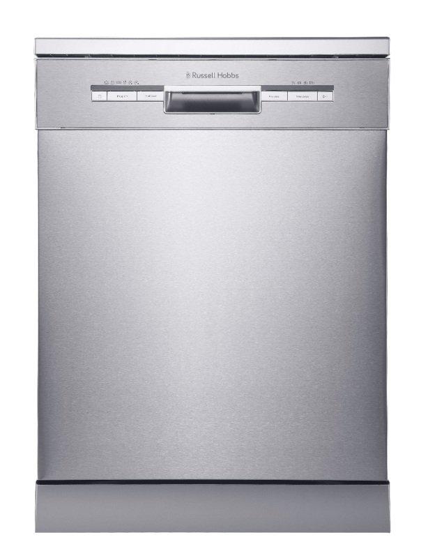 Russell Hobbs RHDW3SS Freestanding Dishwasher - Stainless Steel