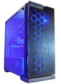 Punch Ryzen 3 Vega 8 Gaming PC, AMD Ryzen 3 2200G 3.5Ghz, 8GB DDR4, 1TB HDD, 120GB SSD, WIFI, Ubuntu