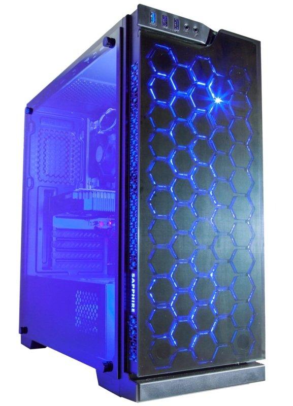 Punch Ryzen 3 Vega 8 Gaming PC, AMD Ryzen 3 2200G...