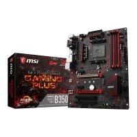 EXDISPLAY MSI AMD Ryzen AM4 B350 GAMING PLUS ATX Motherboard