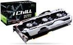 Inno3D iChiLL GeForce GTX 1070 X4 8GB GDDR5 Graphics Card