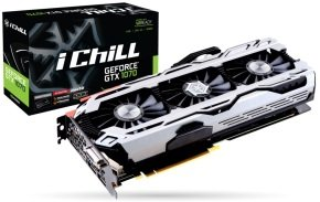 Inno3D iChiLL GeForce GTX 1070 X4 8GB GDDR5 Graphics Card