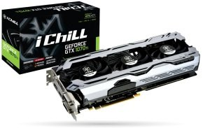 Inno3D ICHILL GEFORCE GTX 1070 TI X3 V2 8GB GDDR5 Graphics Card