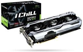 Inno3D ICHILL GEFORCE GTX 1070 X3 V2 8GB GDDR5 Graphics Card