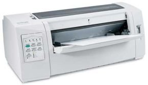 EXDISPLAY Lexmark Forms 2580n+ Mono Dot-matrix Printer