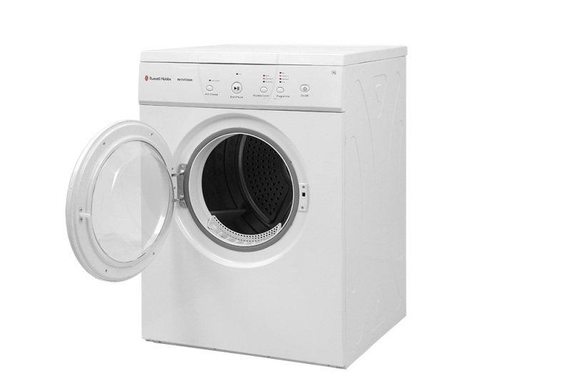 Russell Hobbs RH7VTD500 White 7kg Vented Tumble Dryer