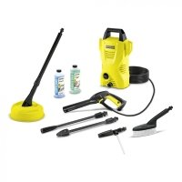 EXDISPLAY Kärcher K2 Compact Car & Home Pressure Washer