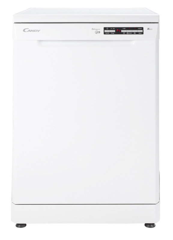 Candy Freestanding Dishwasher - 15 Place Setting White