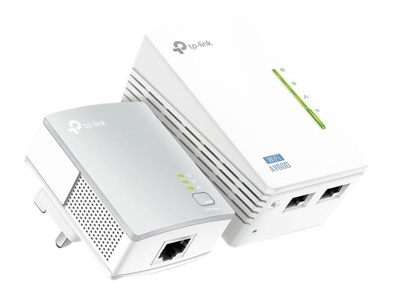 TP-LINK TL-WPA4220 KIT V3 AV600 WiFi Powerline Extender