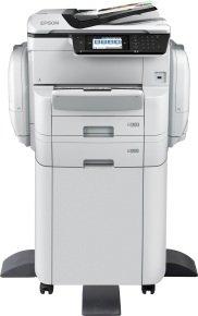 Epson Workforce Pro WF-C869RDTWFC A3 Multifunction Inkjet Printer