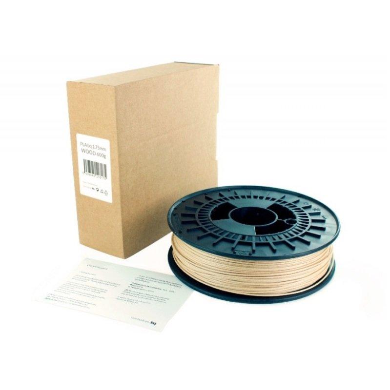 BQ PLA 1.75mm Wood Filament 600g