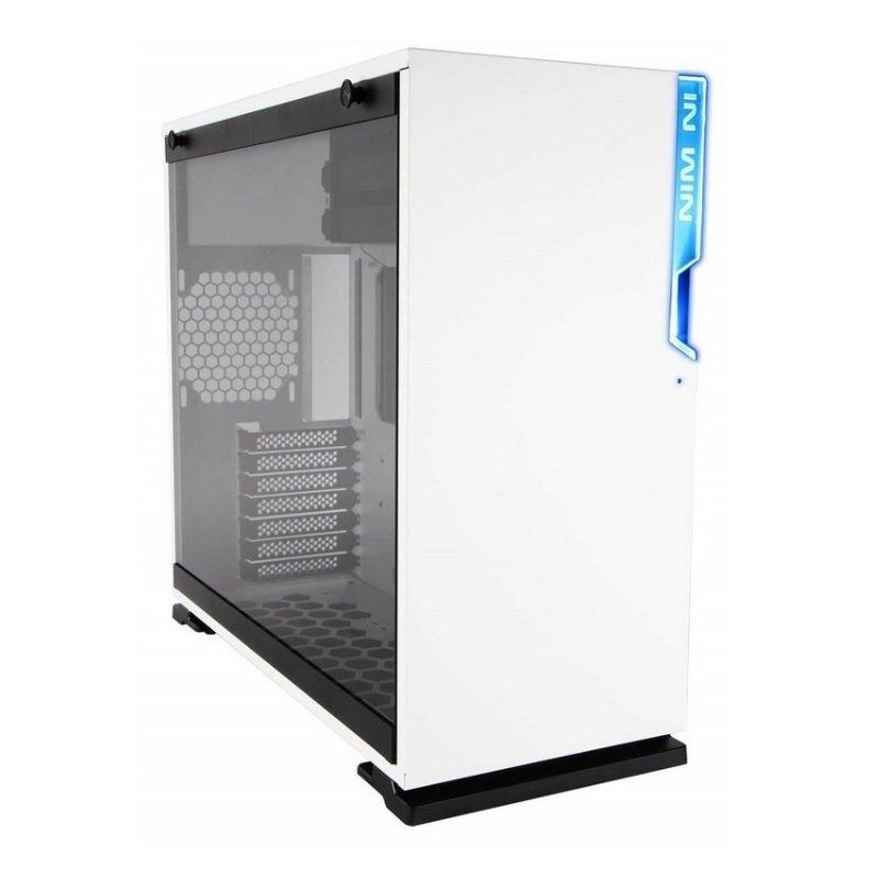 In-Win 101 Midi-Tower White Case