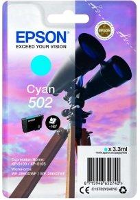 Epson 502 Cyan Ink Cartridge