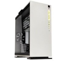 In-Win 303C Midi Tower Case - White Window