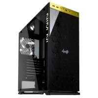 In-Win 805 Aluminium Midi-Tower Gold Case