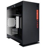 In-Win 301 Micro-ATX Black Gaming Case