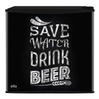 Kuhla Drink Beer Design Table Top Fridge