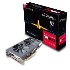 Sapphire PULSE Radeon RX 570 8GD5 Graphics Card