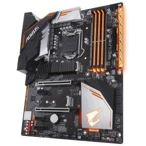 Gigabyte H370 AORUS GAMING 3 WIFI LGA 1151 DDR4 ATX...