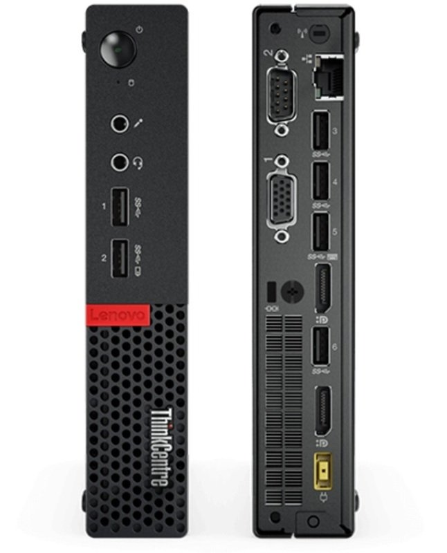 Lenovo ThinkCentre M910q Tiny (USFF) Desktop - Desktops at