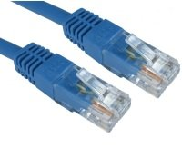 Cables Direct Cat6 UTP Network Cable 1.5M Blue