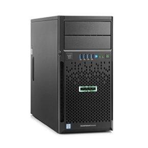 HPE ProLiant ML30 Gen9 Xeon E3-1220V6 3 GHz 8GB RAM 4U Tower Server