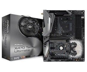 ASRock X470 Taichi Ultimate AM4 DDR4 ATX Motherboard...