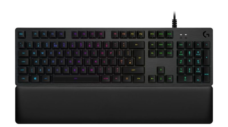 Logitech G513 Carbon RGB Mechanical Gaming Keyboard