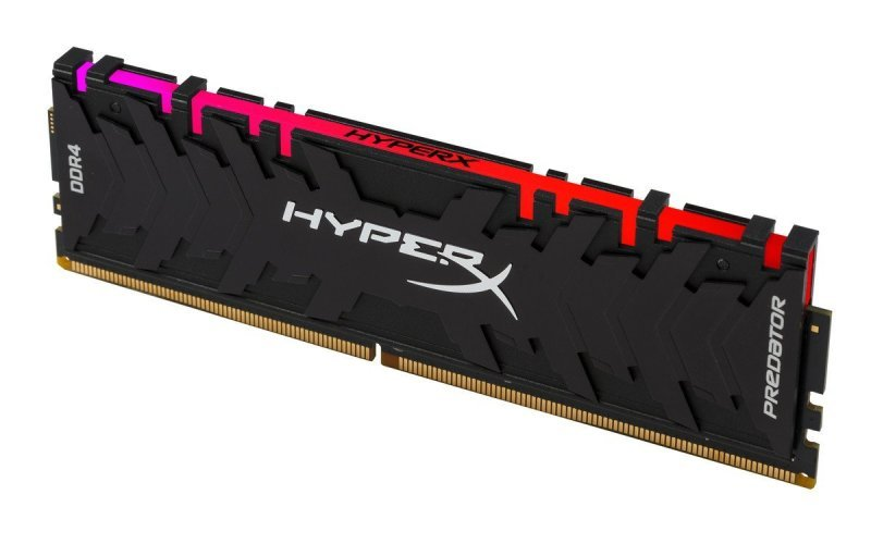 HyperX Predator 8GB (1 x 8GB) 2933MHz DDR4 RGB Memory