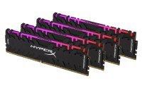 HyperX Predator 32GB (4 x 8GB) 2933MHz DDR4 RGB Memory
