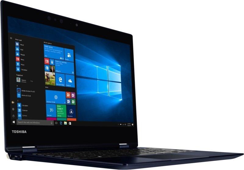 Toshiba Portégé X20W-E-10H 2-in-1 Laptop