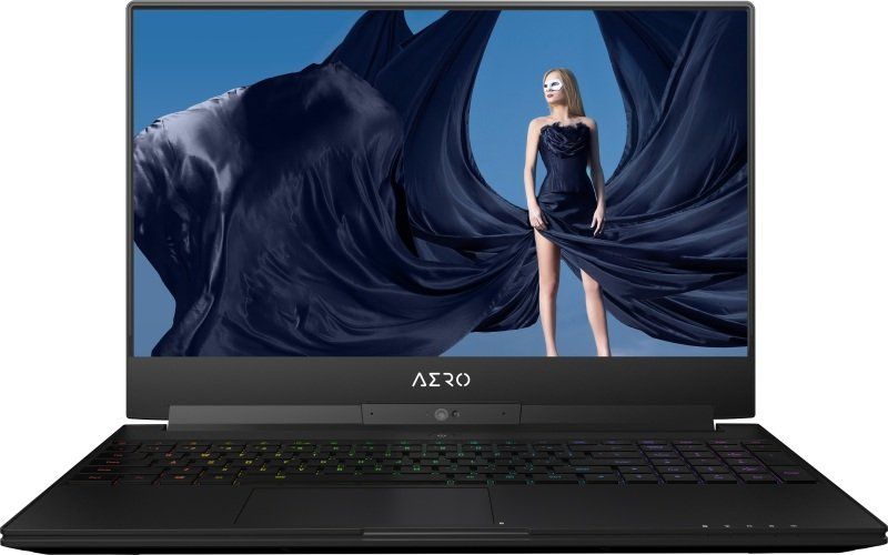 "Gigabyte AERO 15X V8-CF1 Gaming Laptop, Intel Core i7-8750H 2.2GHz, 16GB RAM, 512GB SSD, 15.6"" UHD (3840x2160), No-DVD, NVIDIA GTX 1070 8GB, WIFI, Windows 10 Pro 64bit"