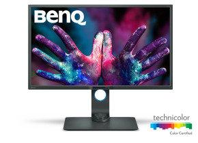 """BenQ PD3200U 32"""" LED IPS 4K Design Monitor"""