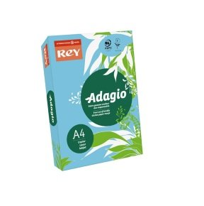 Adagio A4 80gsm Deep Blue 500 Sheets