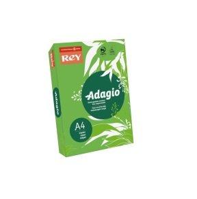 Adagio A4 80gsm Deep Green 500 Sheets