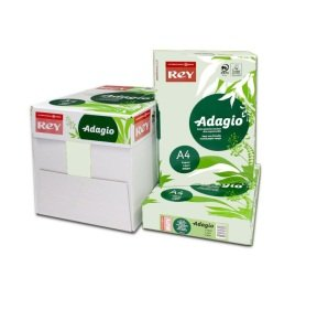 Adagio A4 80gsm Green 500 Sheets