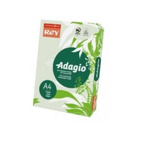 Rey Adagio A4 160gsm Green 250 Sheets